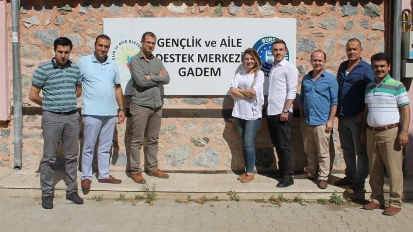 """""""Bursa'da yüzlerce bağımlı ve yakınına rehberlik yaptık"""""""