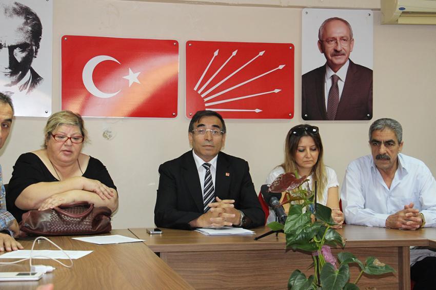 O karara CHP Osmangazi'den sert tepki