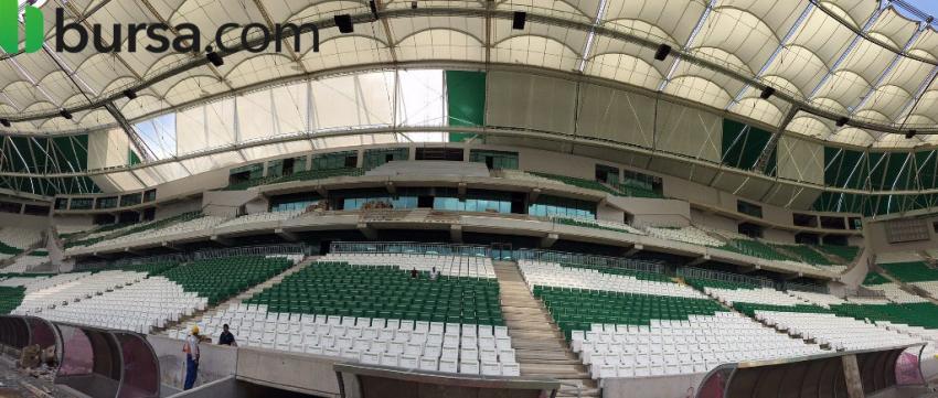 Timsah Arena'dan çok özel görüntüler!