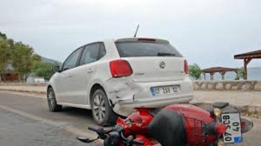 Bu kazayı yapanın kimliği şoke etti!