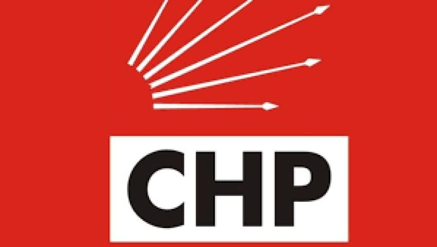 CHP'den suç duyurusu