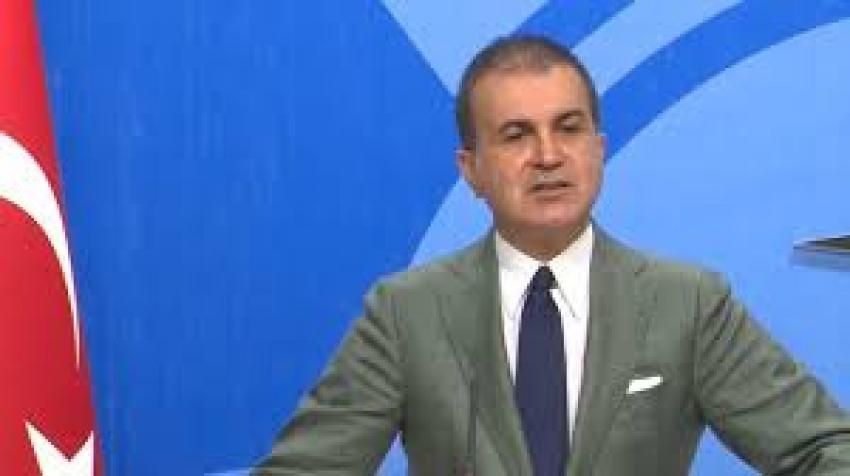 """AK Parti Sözcüsü Çelik: """"Terörle mücadelemiz kararlılıkla sürecektir"""""""