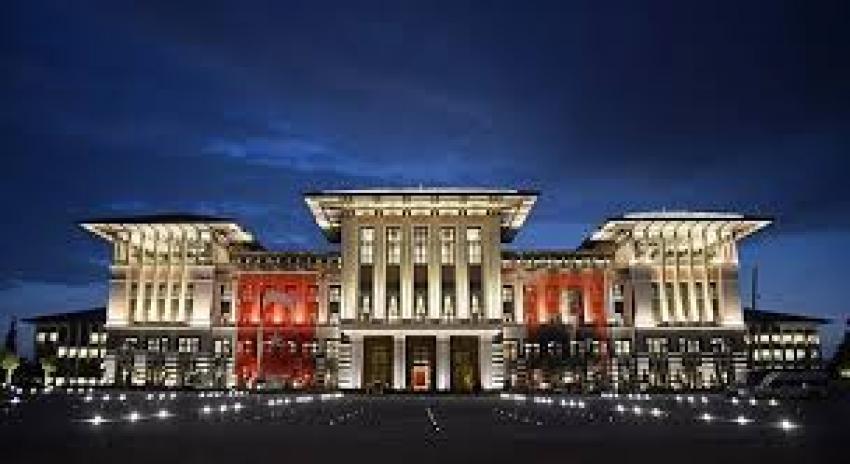 Cumhurbaşkanlığı Sarayı'nda bir Mudanyalı