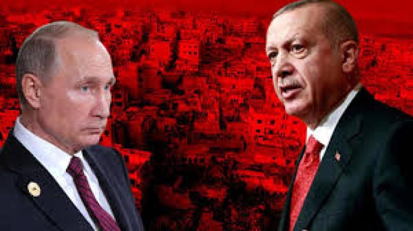 Erdoğan ve Putin'den görüşme kararı