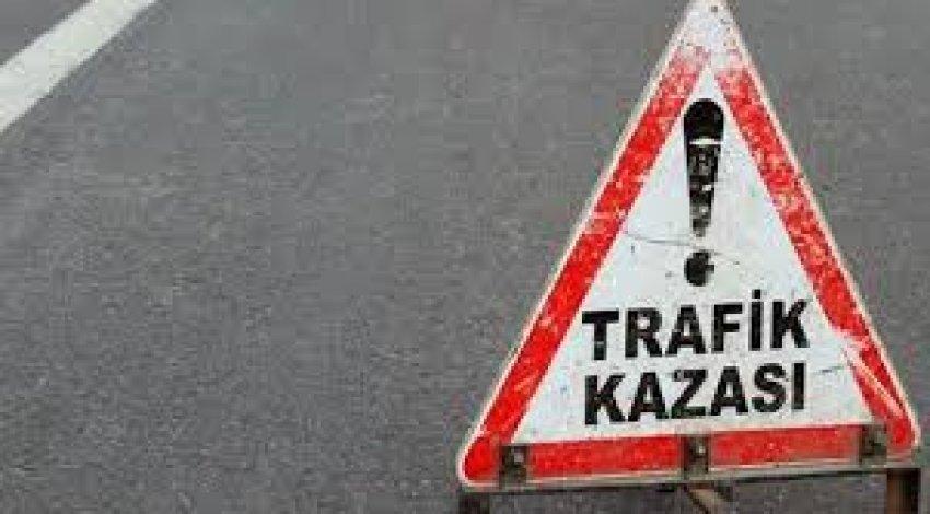 Ankara'da feci kaza! Eski bakanın oğlu ölümden döndü