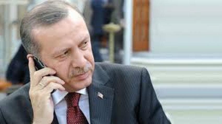 Erdoğan, Putin'le telefonla görüştü