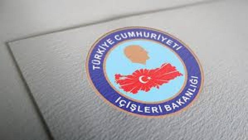 İçişleri Bakanlığı, 1 Mayıs Emek ve Dayanışma Günü'nün bilançosunu açıkladı