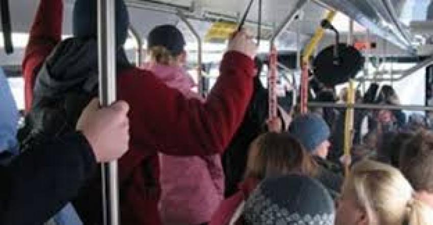 Otobüste tacize 2 yıl hapis cezası