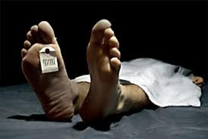 Cesedi öldükten 10 gün sonra buldundu