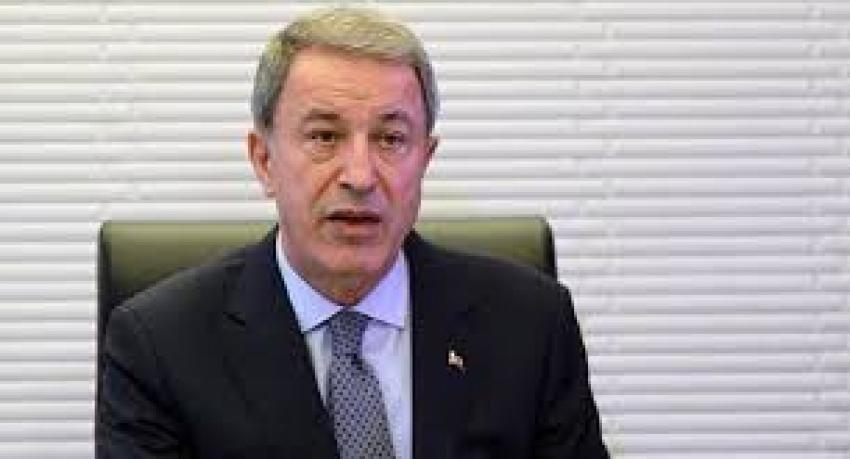 Yunanistan'dan Savunma Bakanı Akar'ın açıklamalarına cevap