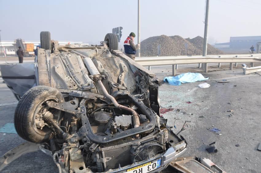 Bursa İnegöl'de trafik ve iş kazalarında büyük artış