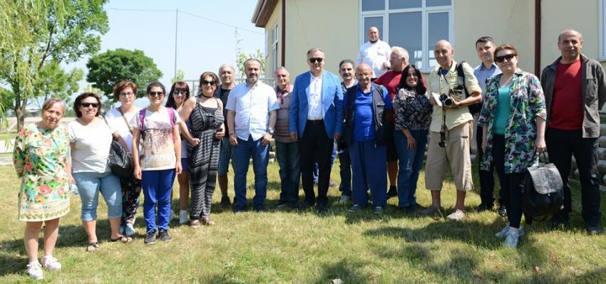 Alinur Aktaş: İnegöl'ün yeni yüzü turizm olacak