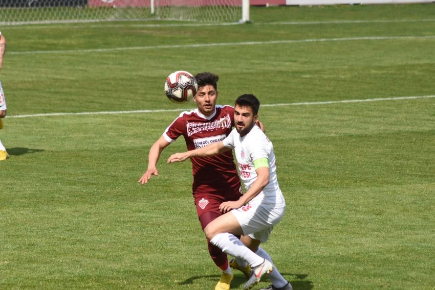 İnegölspor 0-1 Sancaktepe Belediyespor