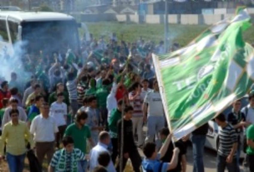 """Emin Adanur """"Taraftarımızı Özlüce'ye bekliyoruz"""""""
