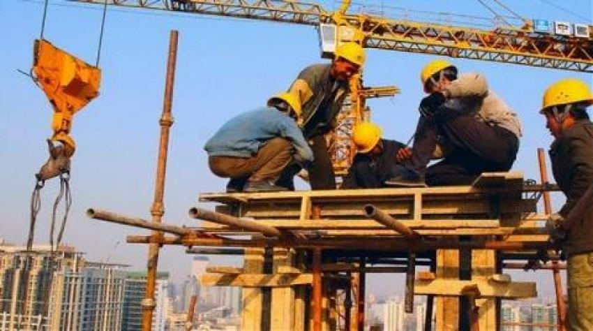 İnşaat sektörü 3. çeyrekte yükselişini sürdürüyor