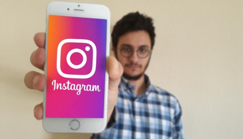 Instagram'da yeni açık
