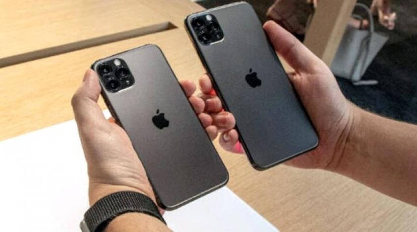iPhone 12'lerin tasarımını ele veren fotoğraflar sızdırıldı