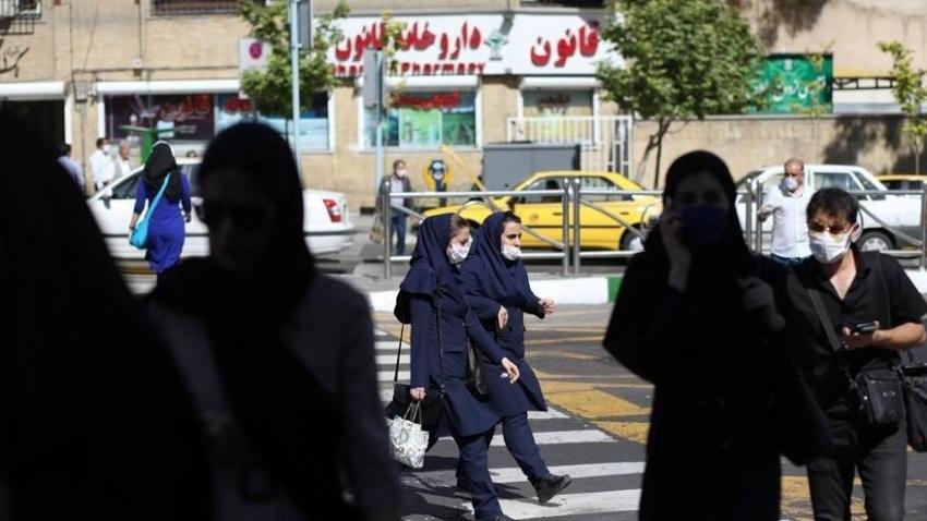 İran'da korona virüs kısıtlamaları yeniden uygulanacak
