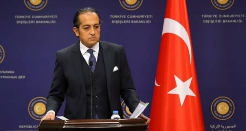 Müftüoğlu'ndan İran'a yanıt