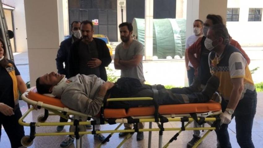 Bursalı işçiler ölümden döndü