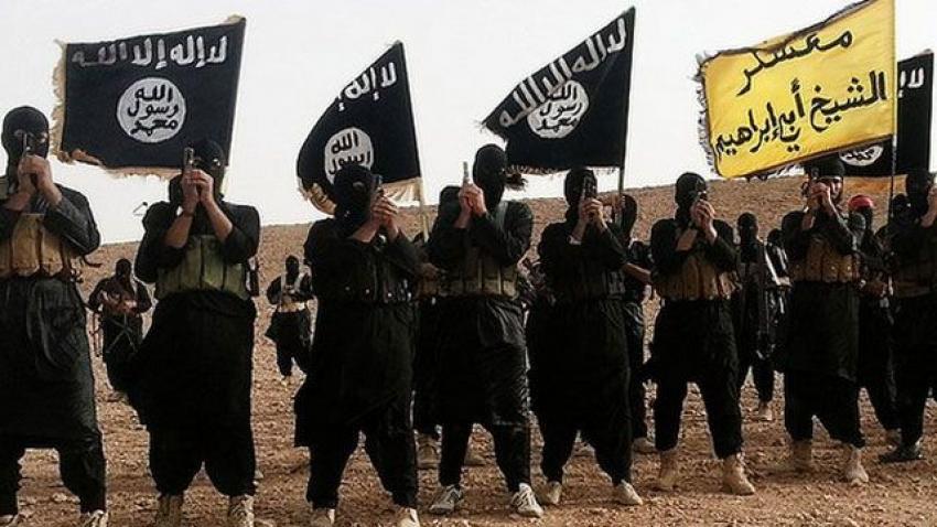 DEAŞ Terör Örgütü mensubu beşi çocuk 12 şahıs yakalandı