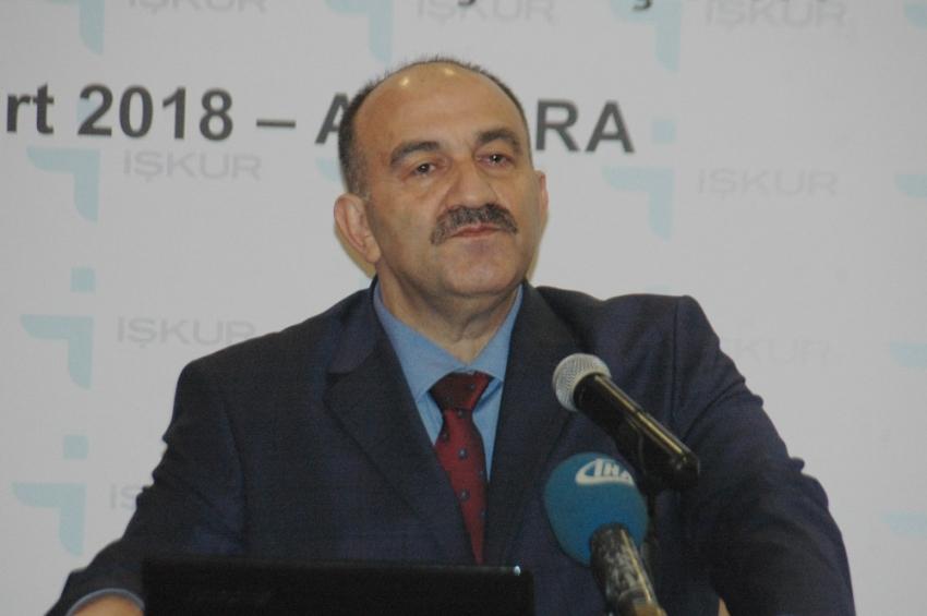 """""""Türkiye 6.5 milyonun üzerinde istihdam gerçekleştirdi"""""""