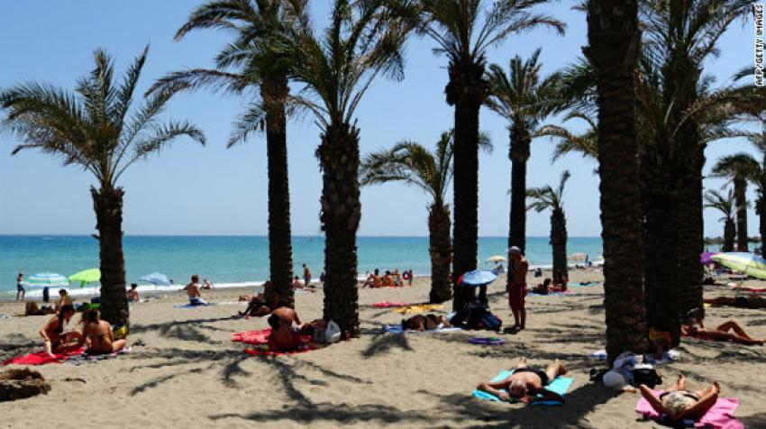 İspanya fazla turistten bunaldı