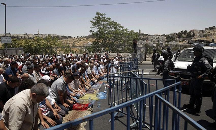 İsrail'e karşı uluslararası topluma çağrı!
