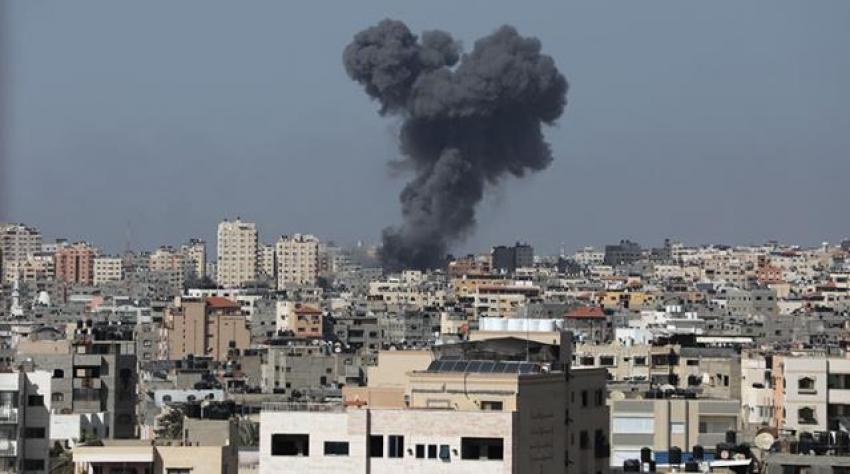 İsrail'in Gazze saldırılarında can kaybı 56'ya yükseldi