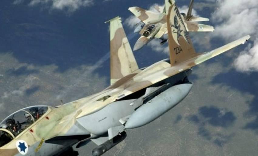 İsrail vurdu!