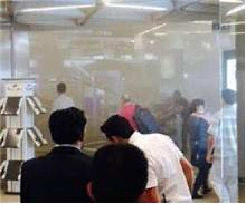 İstanbul Atatürk Havalimanı'nda facia teğet geçti