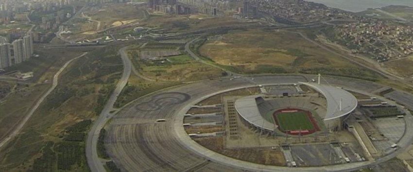 Atatürk Olimpiyat Stadı'nı bekleyen tehlike