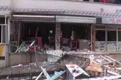 İstanbul'da doğalgaz patlaması: 1'i ağır 7 yaralı