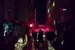 İstanbul'da lokantada patlama