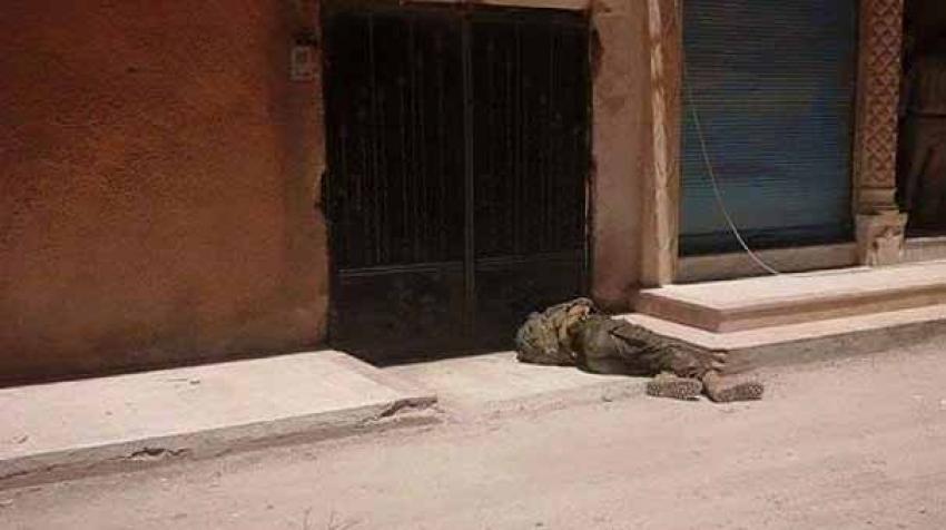 İşte Kobani'ye saldıran o IŞİD'liler
