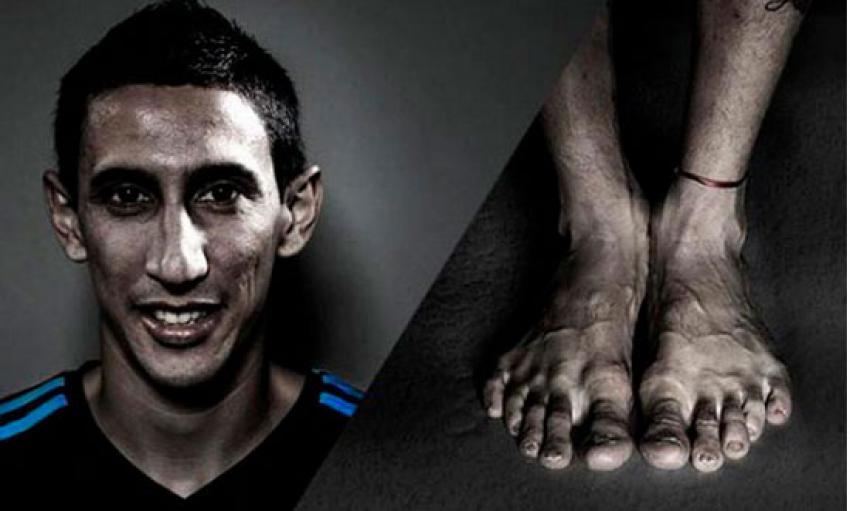 Bu ayaklar milyon dolarlık!