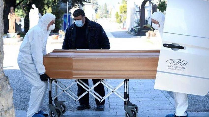Ölenlerin sayısı 30 bin 911'e yükseldi