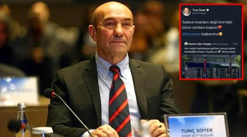 Tunç Soyer'in hesabından yapılan paylaşım istifa getirdi