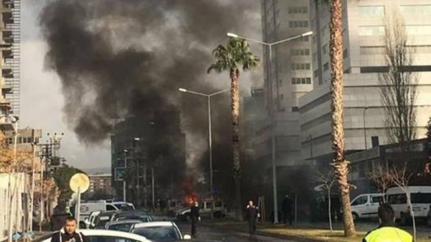 İzmir Adliyesi saldırısını o örgüt üstlendi