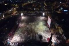 İzmir'de 4 bin kişilik zeybek
