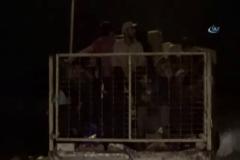 İzmir'deki facianın ardından balık istifi yolculuk