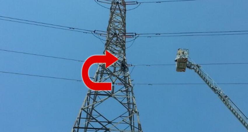 İzmir'in elektriğini kesen eylem!