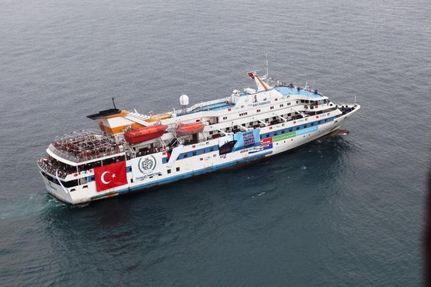 İkinci Mavi Marmara vakası