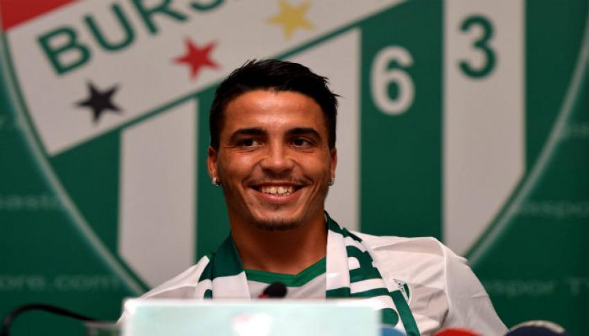 Josue Bursaspor ile imzalıyor