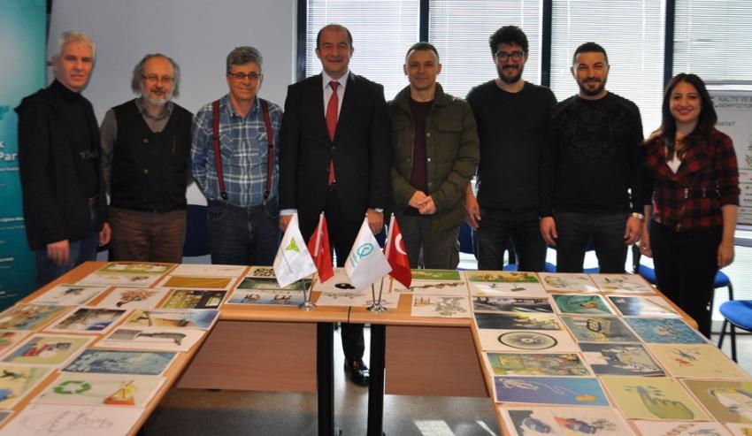 5. KalDer Bursa Uluslararası Karikatür Yarışması sona erdi