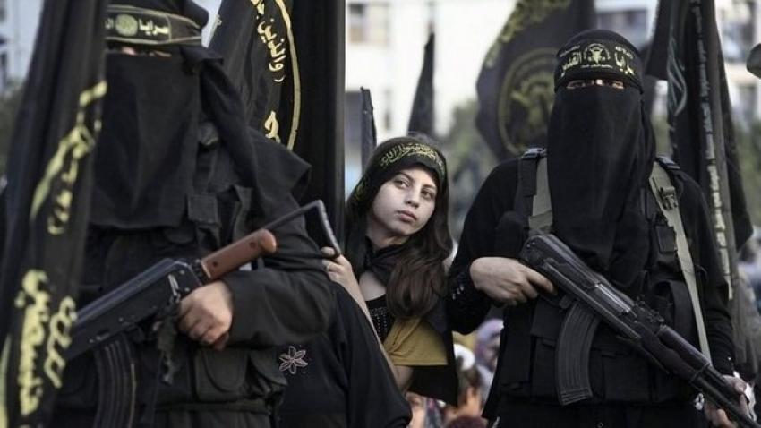 Seks yapmak için IŞİD'e katılıyorlar!