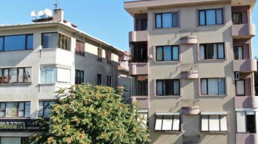 Bu apartmanı görenler bir anlam veremiyor!