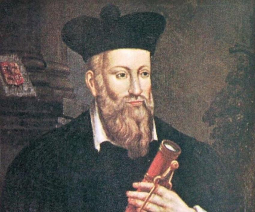 Nostradamus'un kehanetlerinde insanlığı bekleyen korkunç son!