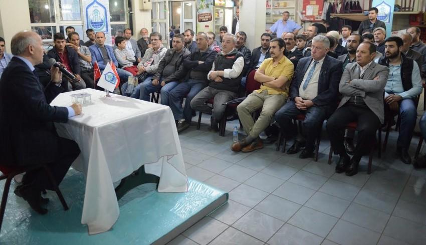 Bursa'da Yıldırım'da kıraathane kültürü yaşatılıyor