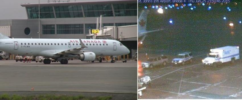 Havaalanı 4 buçuk saat kapatıldı